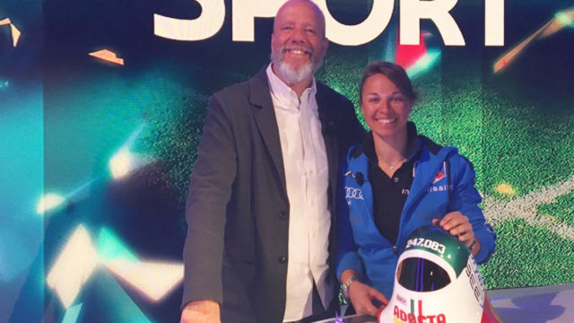Valentina Greggio a premium Sport
